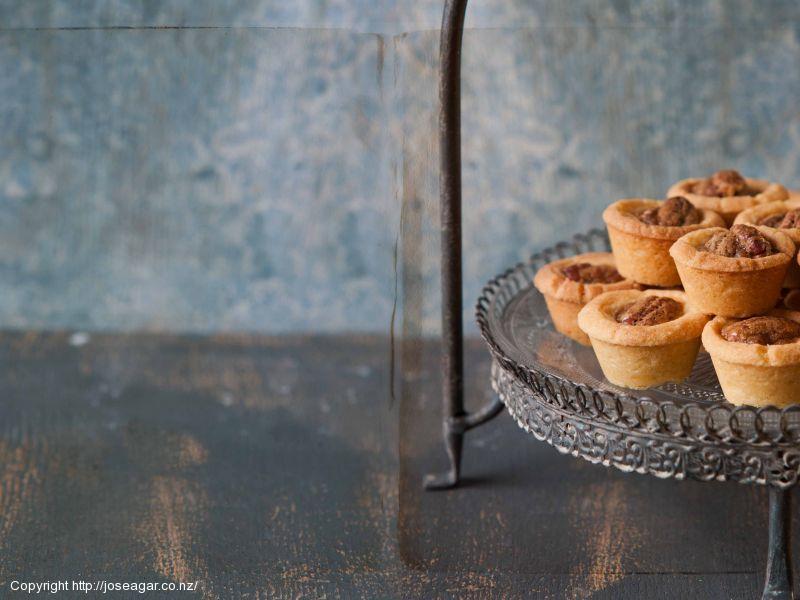 Jo's Special Mini Pecan Pies