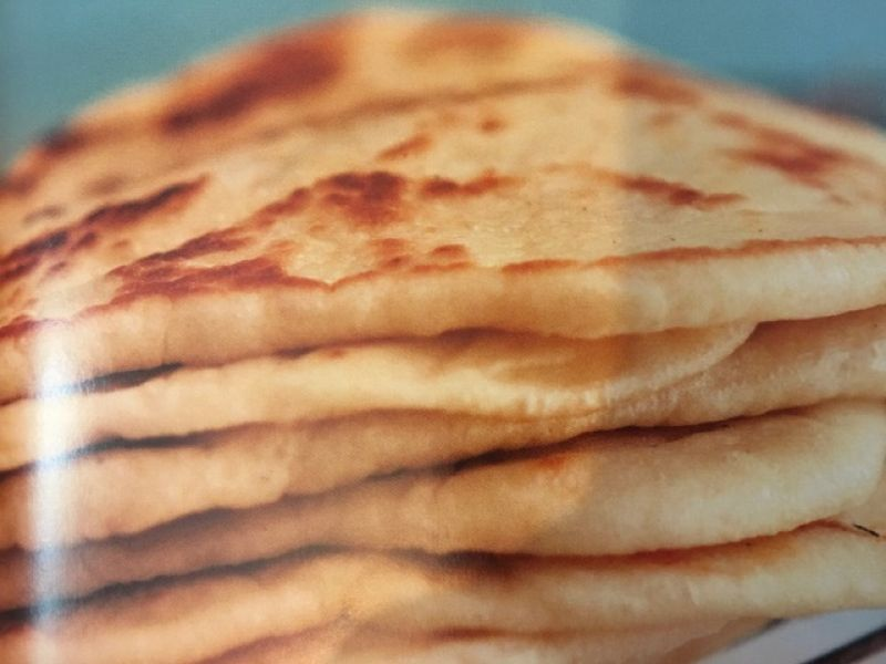 Soft Roti
